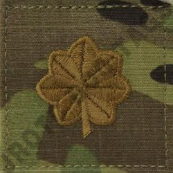 MAJ OCP ARMY RANK ACTIVE DUTY MULTICAM