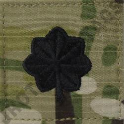 LTC OCP ARMY RANK ACTIVE DUTY MULTICAM