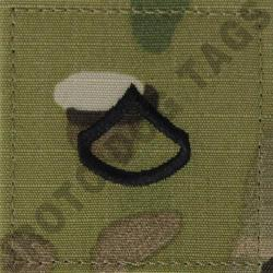 PFC OCP MULTICAM ARMY RANK ACTIVE DUTY (EACH)
