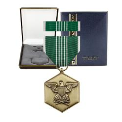 ARMY COMMENDATION MEDAL SET (BOXED)