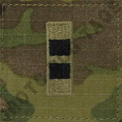 CW2 OCP ARMY RANK ACTIVE DUTY MULTICAM (EACH)