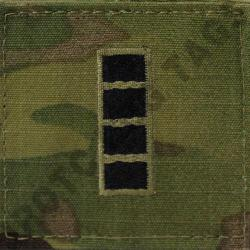 CW4 OCP ARMY RANK ACTIVE DUTY MULTICAM
