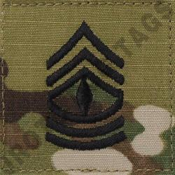 1SG OCP ARMY RANK ACTIVE DUTY MULTICAM (EACH)
