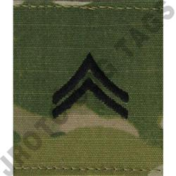 CORPORAL OCP MULTICAM GORTEX ARMY RANK